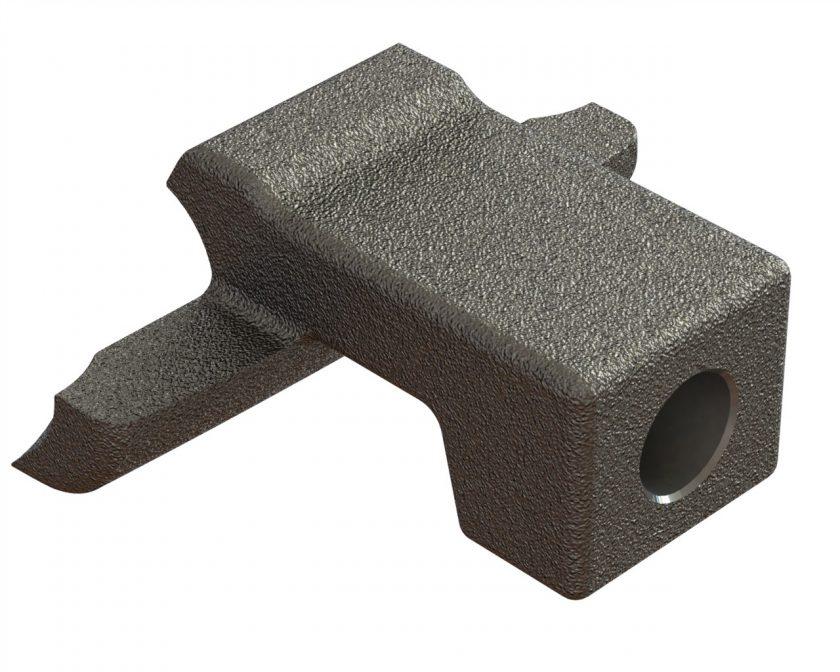 Сухарь зажима (14-18 мм) TopRoad