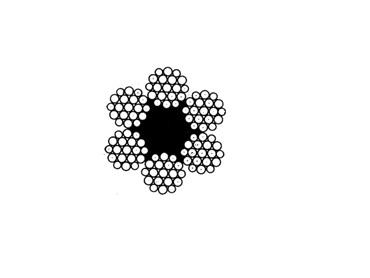 Канат ГОСТ 2688-80, 7,6мм, ГЛ, С, б/см (свыше 1000м.)