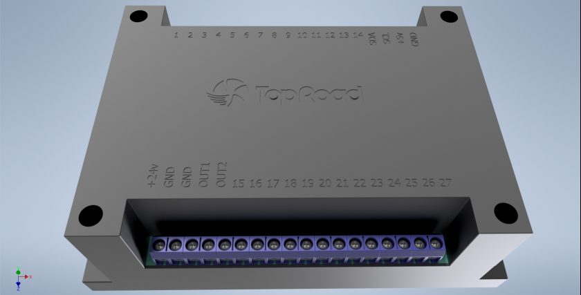 Модуль индикации LIBRA.CN